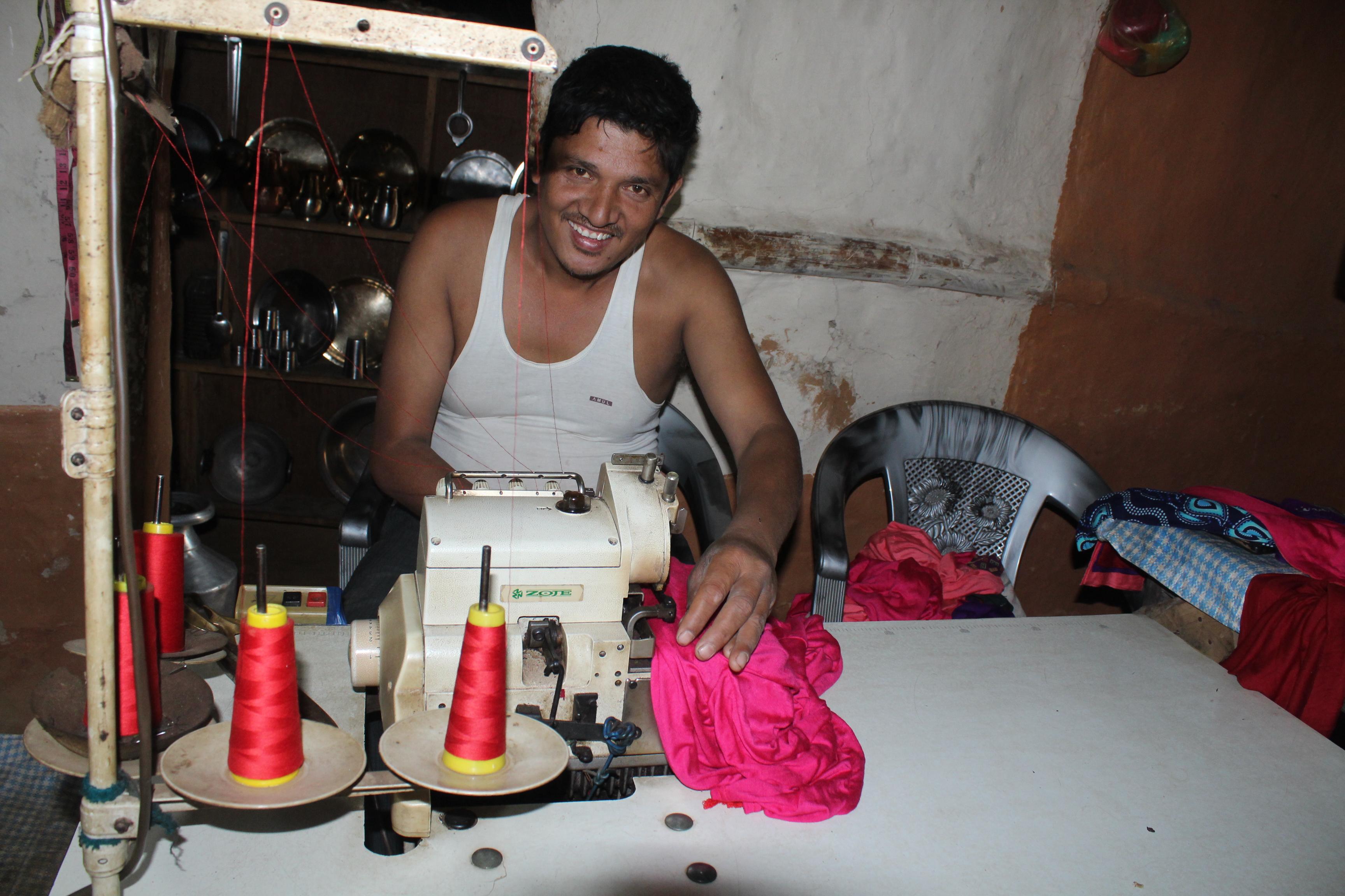 पूर्वखोलामा तयारी कपडा उद्योग सञ्चालन