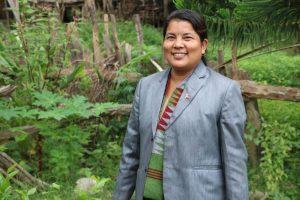 लुम्बिनी प्रदेशसभा सदस्य रमा घर्ती खनाल-नेपाल समूहमा