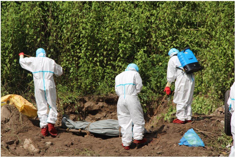 पाल्पामा दुई महिनामा ६० जना संक्रमितको मृत्यु, विवरणसहित