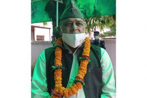 लुम्बिनी प्रदेश राष्ट्रिय सभामा पाण्डेय निर्वाचित