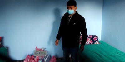 पत्रकार महासंघको भवनमा ५ बेडको आइसोलेशन कक्ष निर्माण