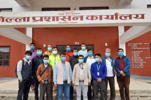 पत्रकारद्धारा लुम्बिनी प्रदेश सरकारको सञ्चार विधेयक सच्चाउन माग