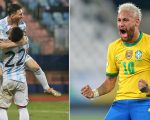 ब्राजिल र अर्जेन्टिना कोपा अमेरिकाको फाइनलमा