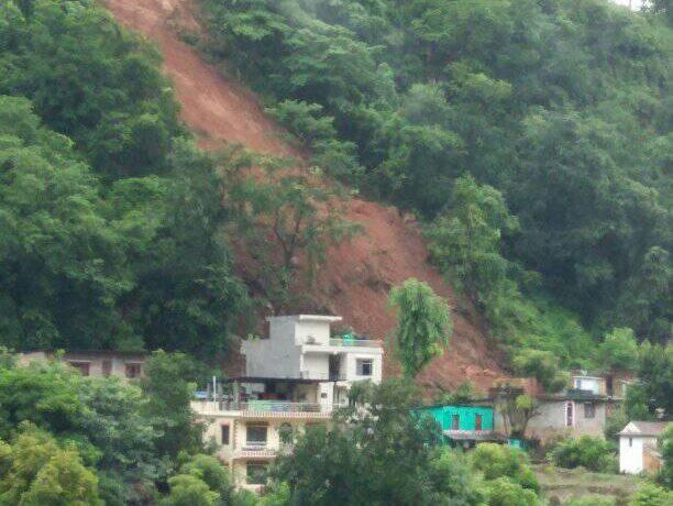 राम्दीमा पहिरोले दुई घर पुरिदा एक जनाको मृत्यु
