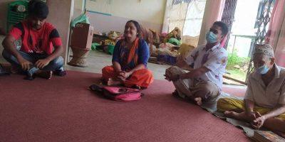 रामपुर नगरपालिकामा नियमित मुक्तक बाचन कार्यक्रम सम्पन्न